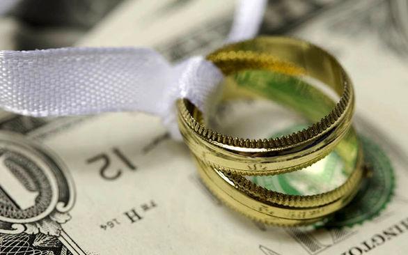 وام ازدواج به  ۳۰ میلیون تومان رسید