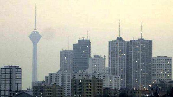 روزهای ناسالم هوای تهران