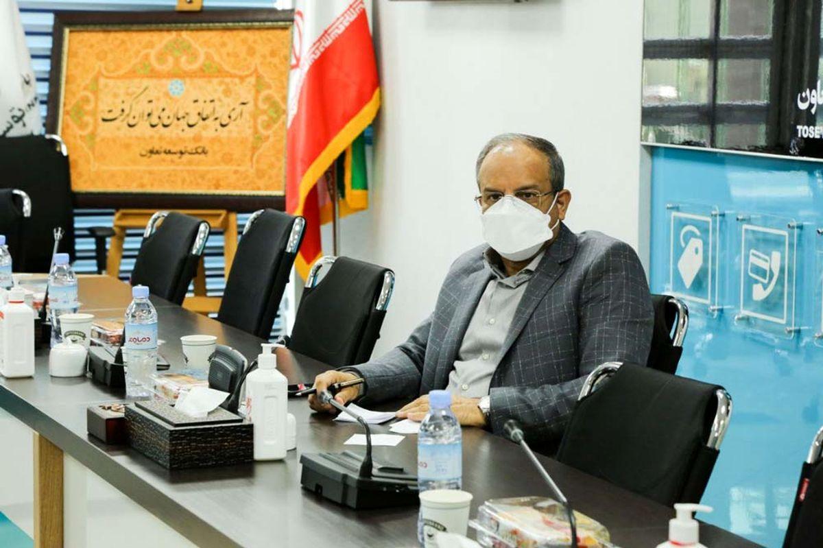 صدور5500 میلیارد ریال ضمانت نامه در شعب استان خوزستان