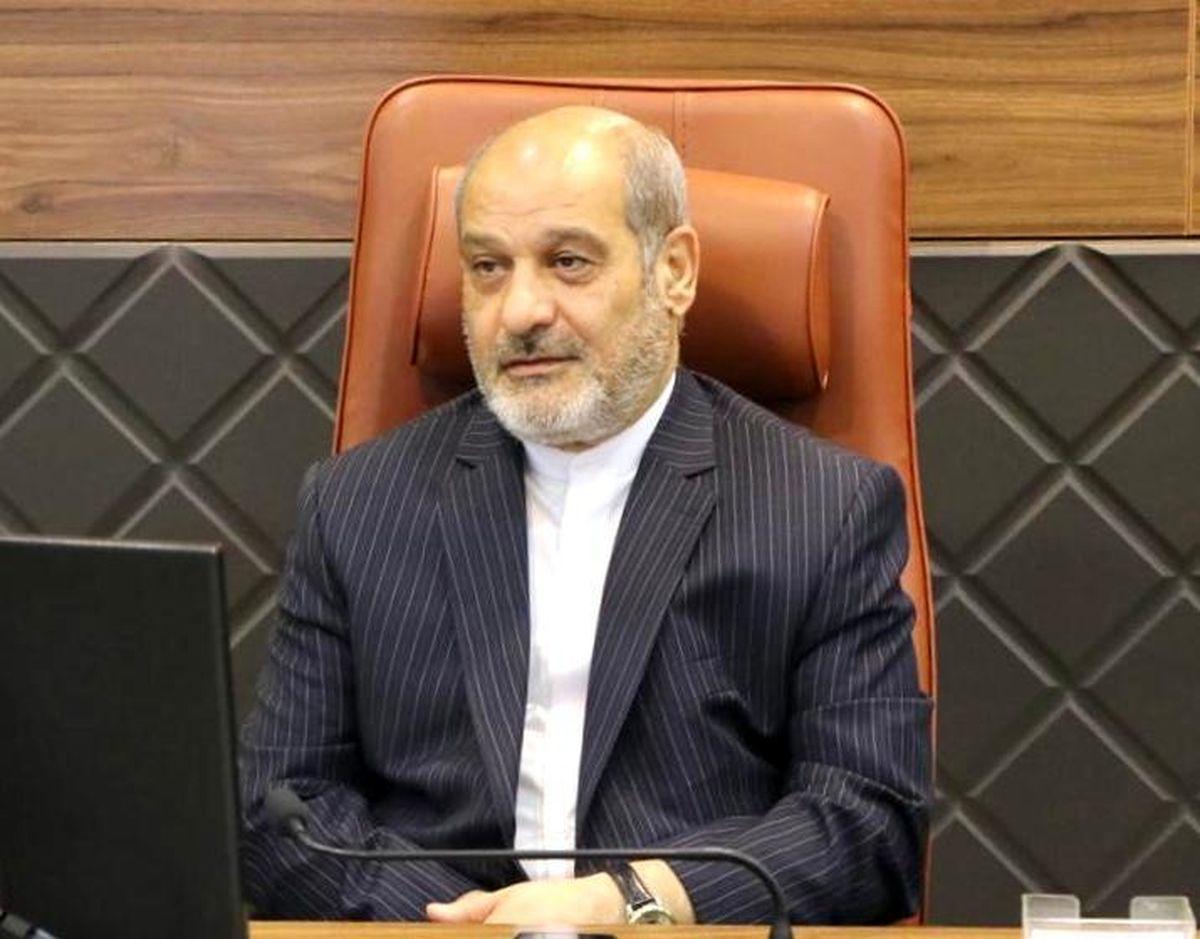 صیانت از حقوق دولت و تجار و بازرگانان در گمرک منطقه آزاد قشم