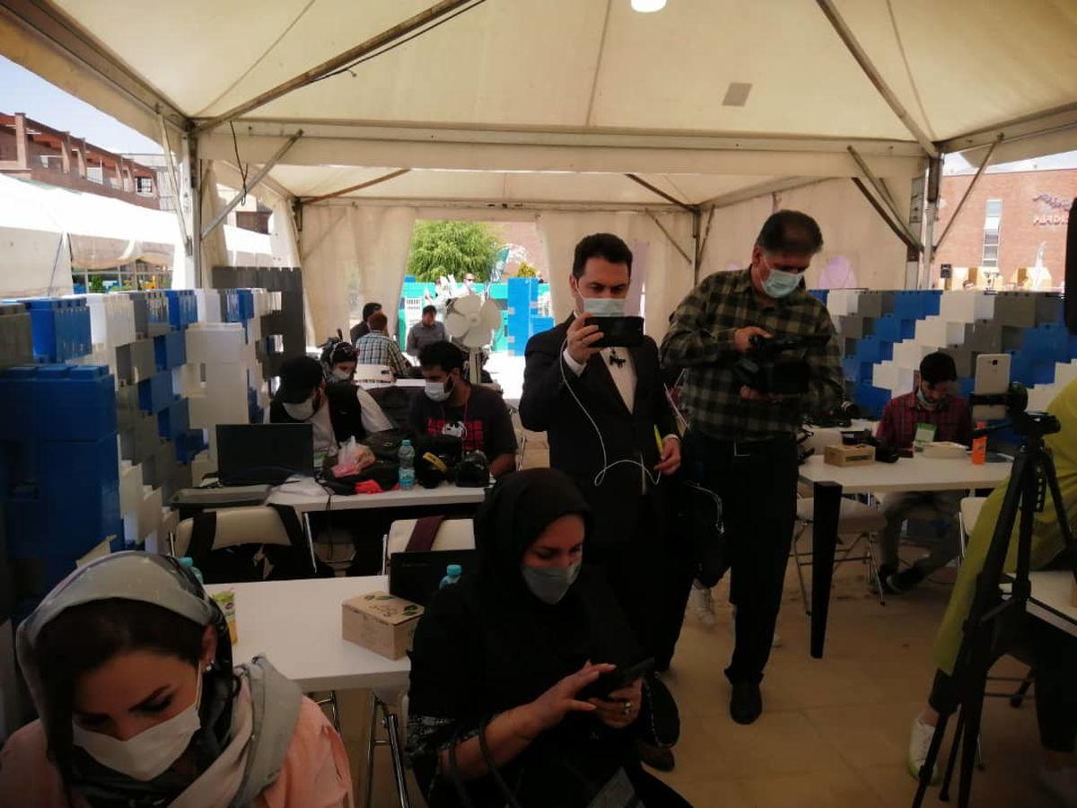 پلتفرم یکپارچه MPG ایران کیش در نشست رسانه ای اینوتکس 2021