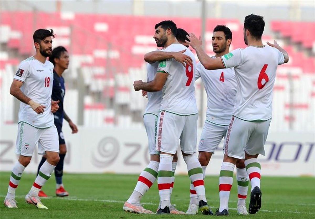 ترکیب تیم ملی فوتبال ایران مقابل عراق + ساعت بازی