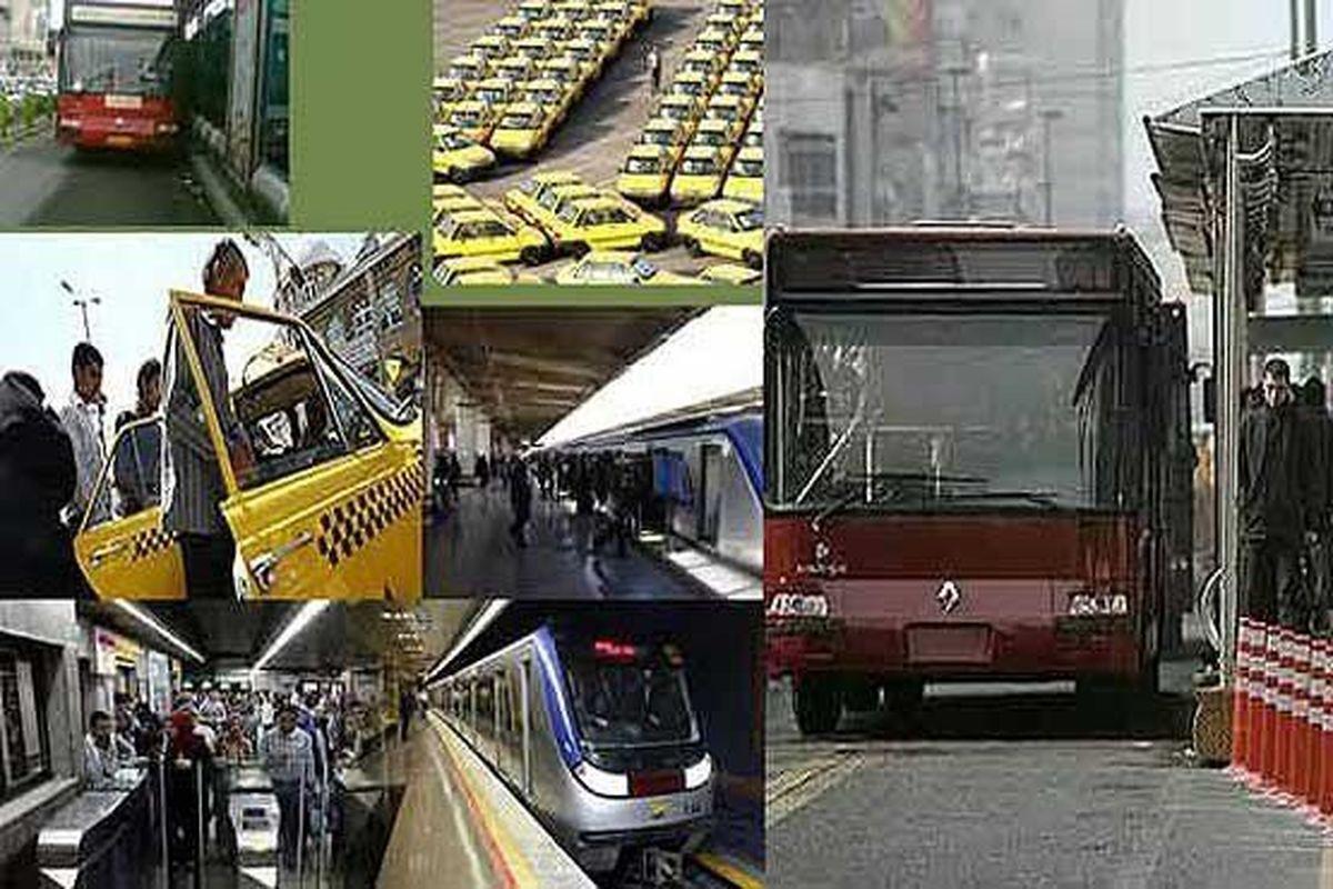 اثرات کاهش ساعت فعالیت حمل و نقل عمومی