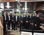 بازدید عضو هیات مدیره بانک قرض الحسنه مهر ایران از شعب استان اصفهان