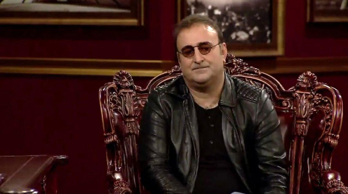 مهران احمدی مهمان امشب برنامه دورهمی + عکس