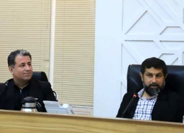 تجلیل از مدیرعامل موفق گروه ملی فولاد ایران با حضور استاندار خوزستان