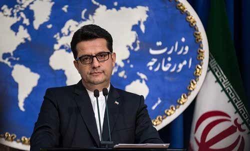 نامه ظریف به رهبری برای گاندو صحت دارد