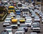 اخرین وضعیت ترافیکی وجوی جاده ها و راه ها
