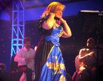 ایا خواننده زن لس انجلسی بر اثر سکته فوت کرده ؟