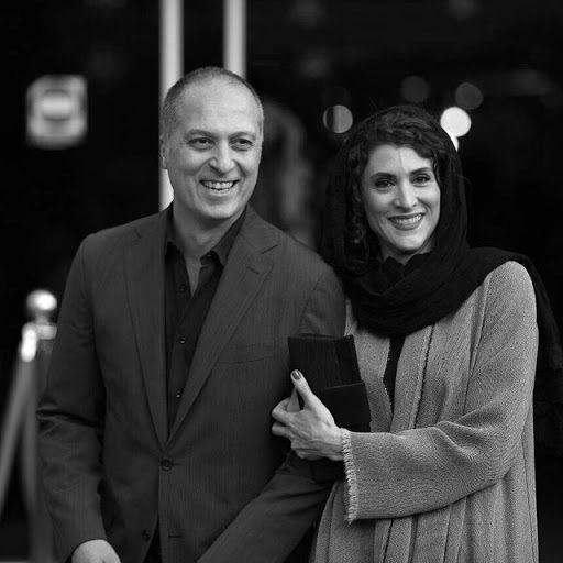 عکس/ ویشکا آسایش و همسرش - صبحانه آنلاین | Sobhanehonline.com