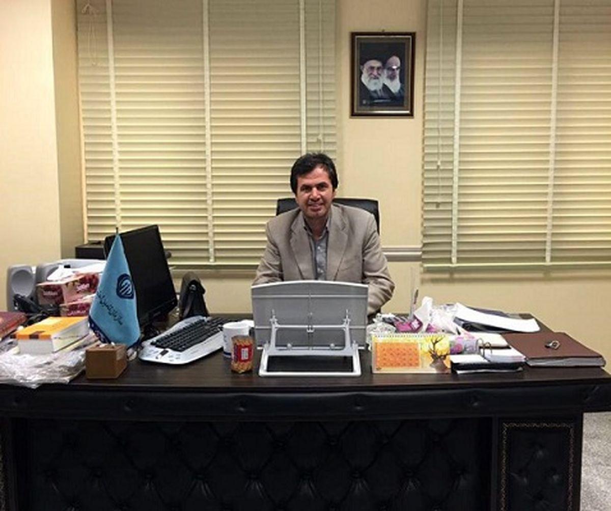 مدیر درمان تامین اجتماعی استان کهگیلویه و بویراحمد منصوب شد