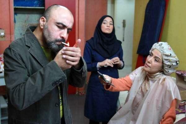 رضا عطاران، نگار جواهریان و پانته آ بهرام