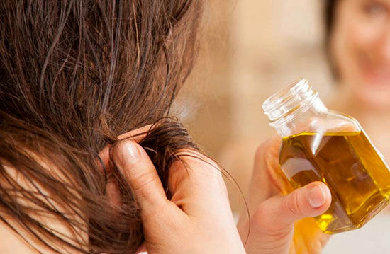 چگونه به موهایمان روغن بزنیم تا پرپشت شود؟