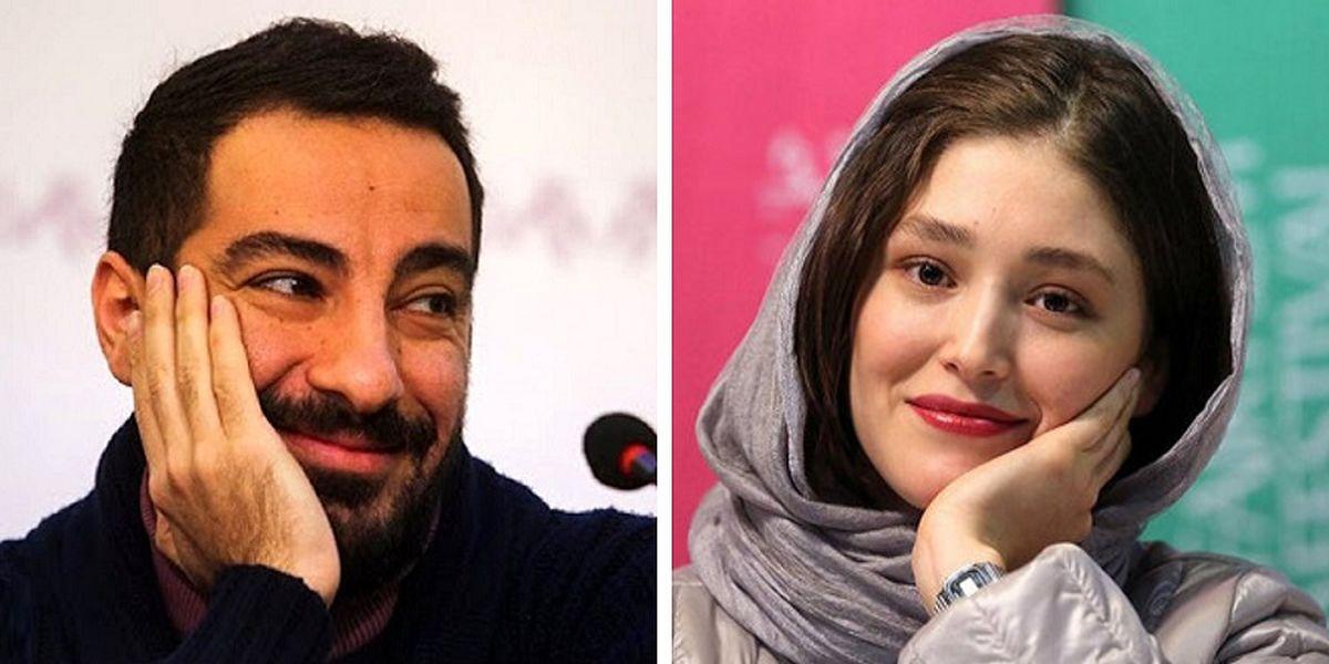 نوید محمدزاده با بازیگر افغان ازدواج کرد + عکس حلقه ازدواجش
