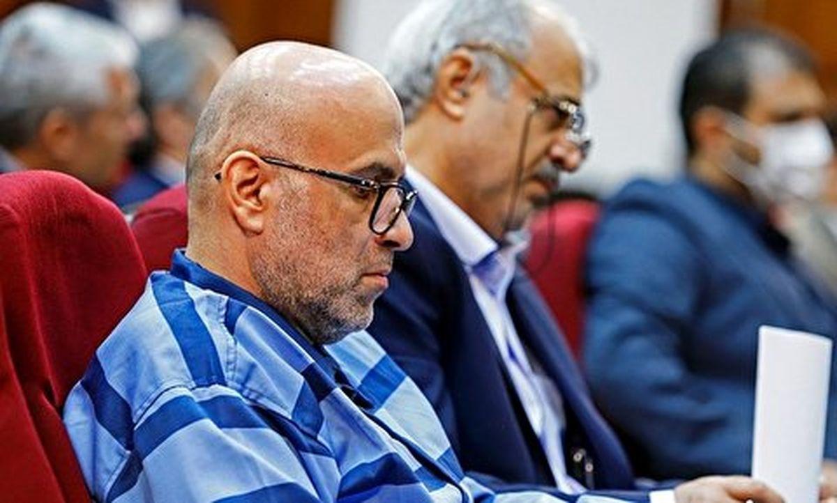 اکبر طبری اتهام پولشویی را کلا تکذیب کرد + فیلم