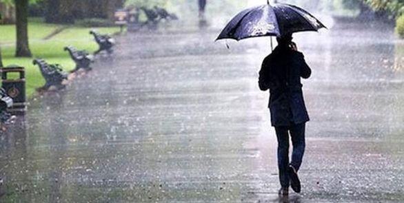 ورود سامانه بارشی به کشور/ بارش در بیشتر مناطق ایران