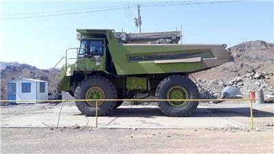 راه اندازی اولین باسکول 300 تنی کشور در مجتمع سنگ آهن سنگان