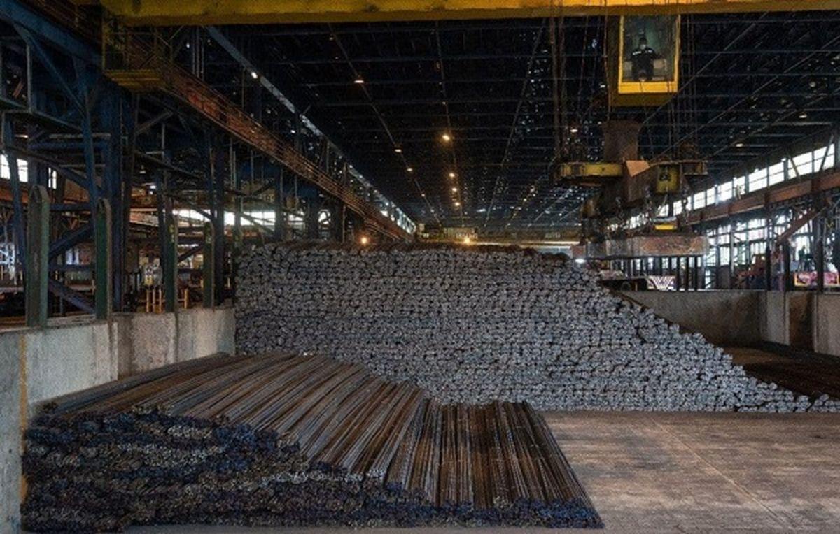 فولاد خراسان رکورددار بیشترین فروش میلگرد در بورس کالا