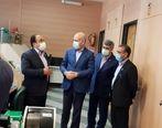 بازدید مدیرعامل بانک کشاورزی از 4 شعبه استان خراسان جنوبی