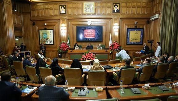 شیوع ویروس کروناجلسات شورای شهر تهرانرا تعطیل می کند ؟