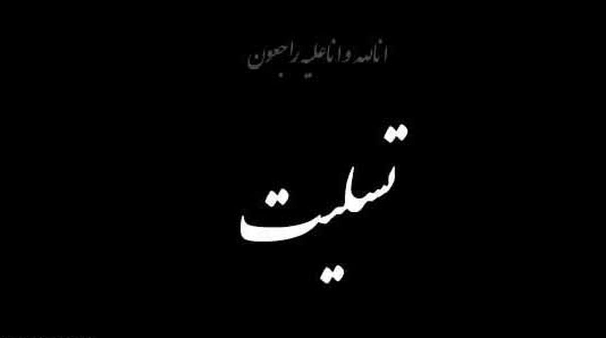 پیام تسلیت مدیر عامل بیمه البرز در پی درگذشت همکار