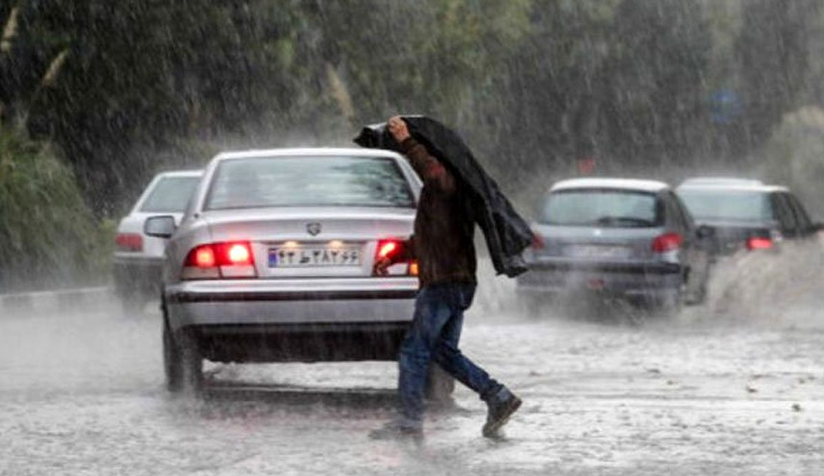 هشدار هواشناسی نسبت به تشدید بارش ها
