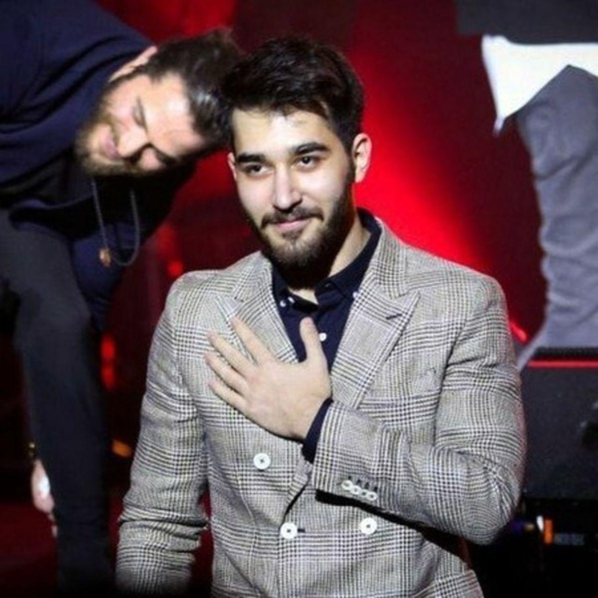 علی یاسینی خواننده جوان ایرانی مهاجرت کرد | بیوگرافی علی یاسینی
