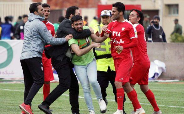 حرف های جنجالی مسعود شجاعی + عکس