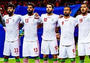 بازگشت کاروان تیم ملی به تهران