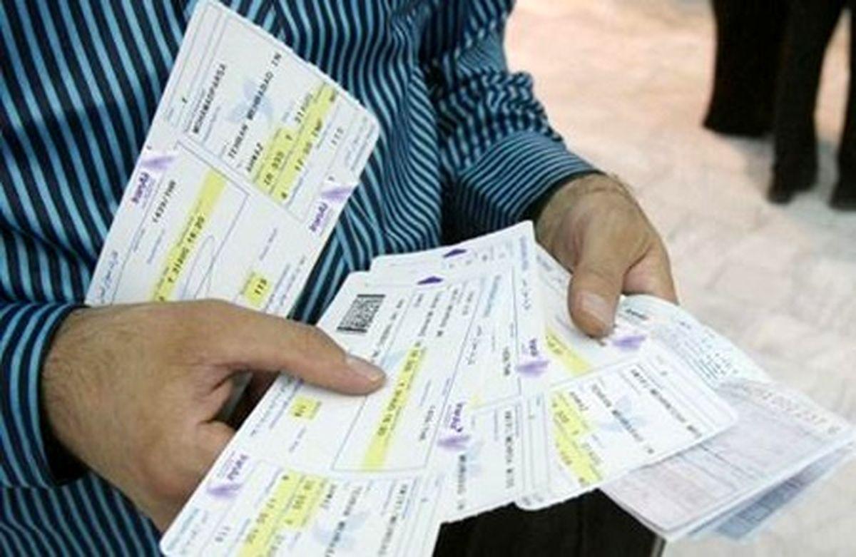 قیمت بلیت پروازهای داخلی کاهش مییابد