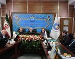 جلسه تکریم محسن پورکیانی با حضور وزیر اقتصاد