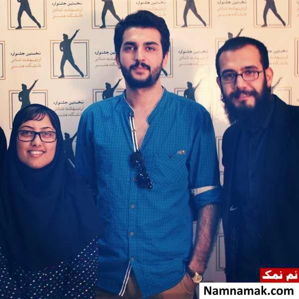 بیوگرافی نیما نادری بازیگر و همسرش + زندگینامه