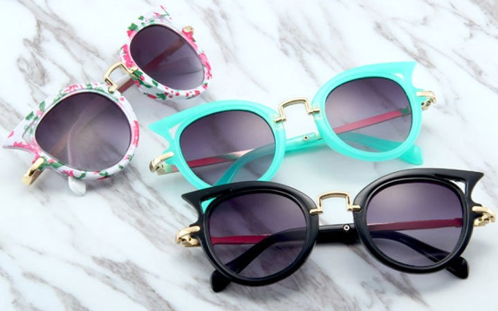 کادو برای نوجوان دختر - عینک آفتابی