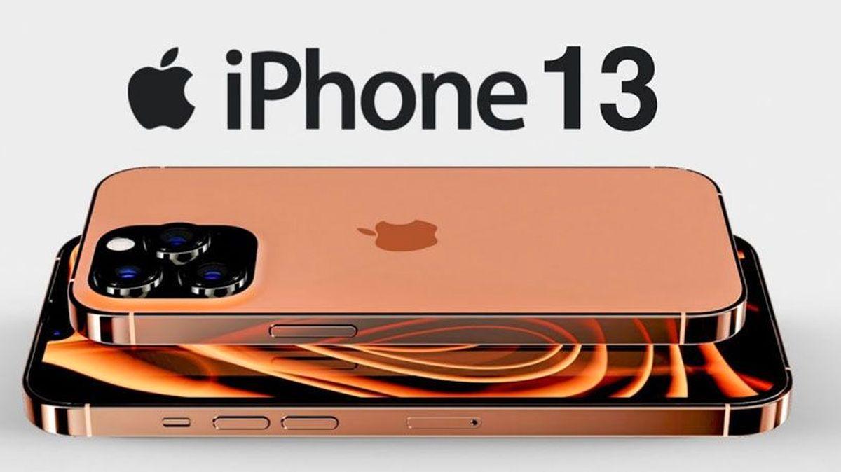 آیا باید منتظر آیفون 13 نارنجی رنگ باشیم؟