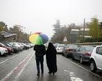 اخرین وضعیت بارش ها در کشور + جزئیات