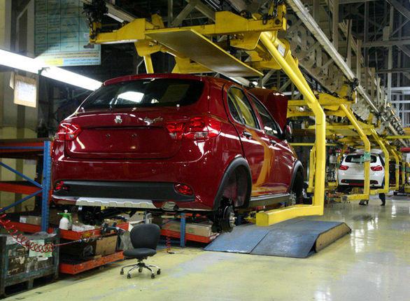 تولید در پارس خودرو رکورد زد