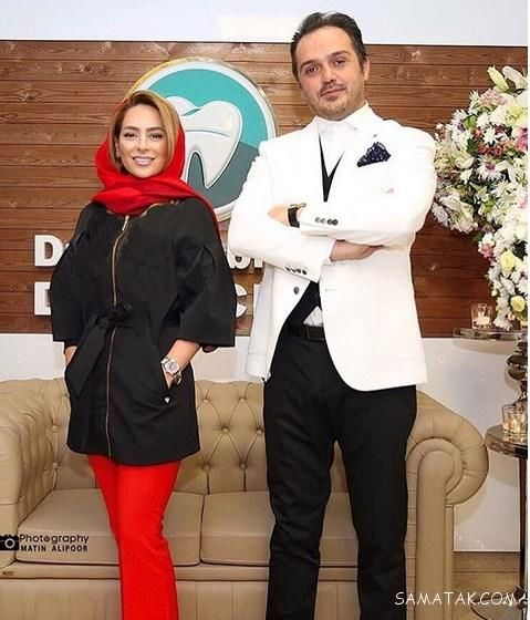 عکسهای لو رفته از جشن عروسی سمانه پاکدل + فیلم عروسی