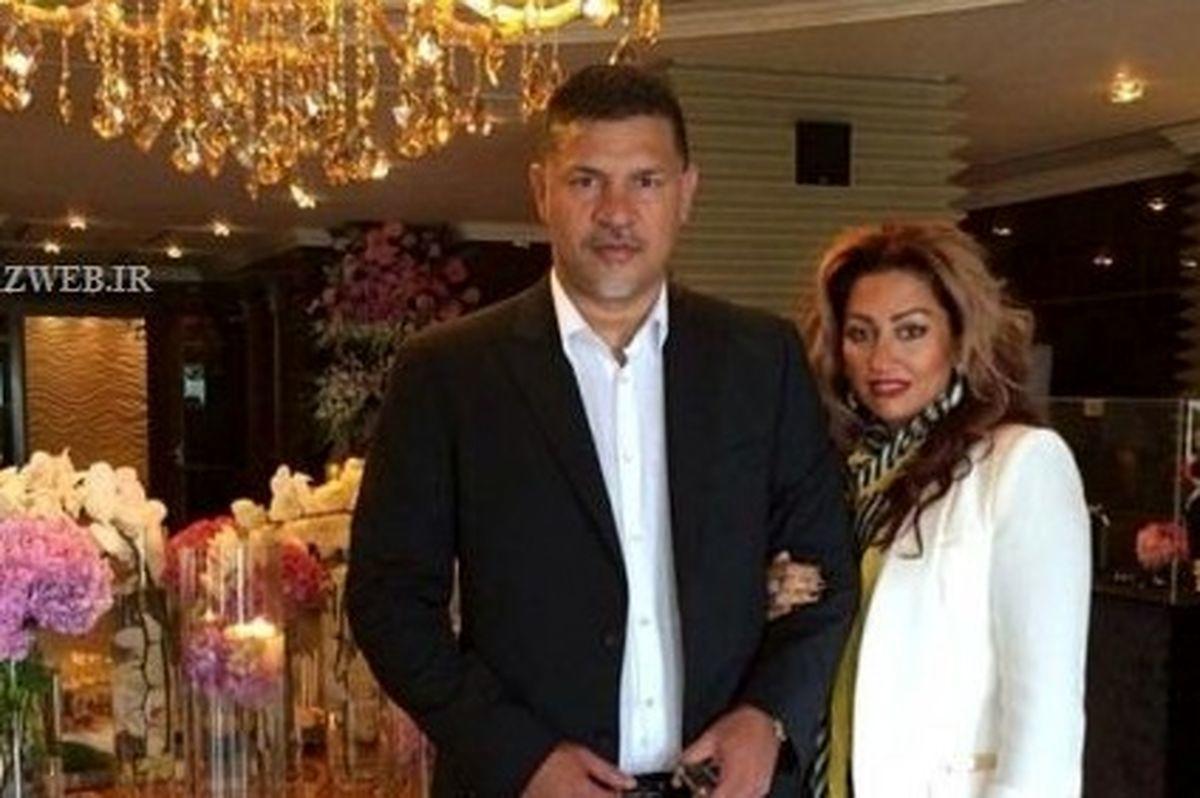 ماجرای ازدواج دوم علی دایی + عکس و بیوگرافی
