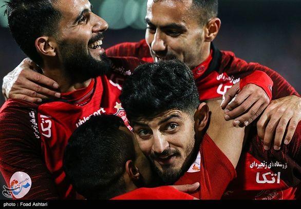 بازیکنان منتخب هفته چهاردهم لیگ برتر