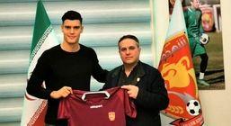 بازیکن اوکراینی رسما به شهرخودرو پیوست