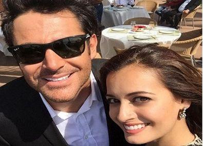 محمدرضا گلزار با بازیگر جنجالی هندی ازدواج کرد + عکس