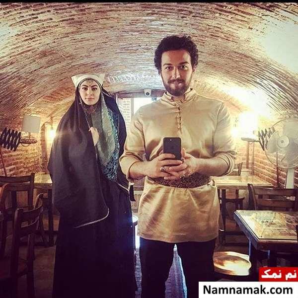 بیوگرافی میلاد میرزایی بازیگر و همسرش + زندگینامه