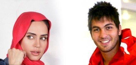 رابطه جنجالی علیرضا حقیقی، فوتبالیست معروف با سلبریتی معروف لو رفت! + بیوگرافی و تصاویر