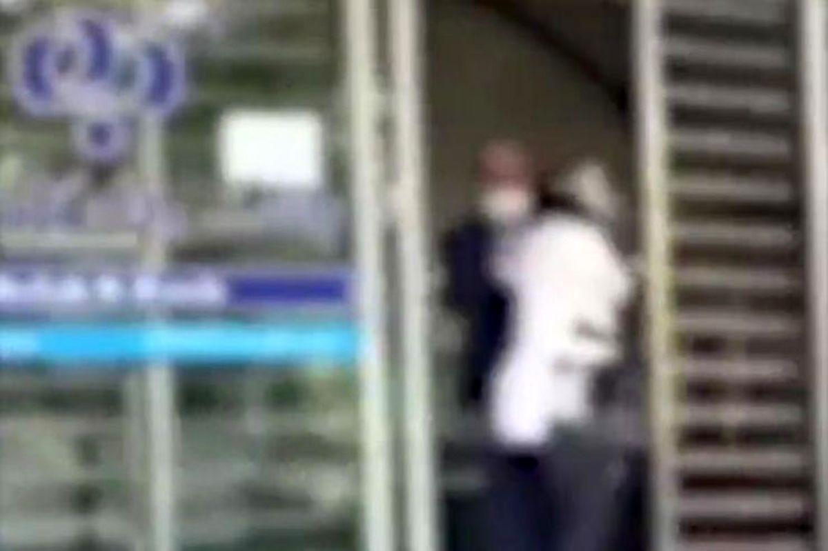 حقایق جدید از کتک زدن زن جوان در بانک رفاه فاش شد + فیلم وعکس