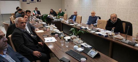 یکصد و بیست و چهارمین جلسه تولید شرکت میدکو برگزار شد