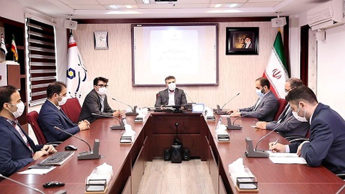 مراسم قرعه کشی مسابقه اینستاگرامی 35 سالگی بانک سینا برگزار شد