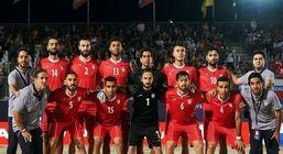 تیم فوتبال ساحلی ایران به نیمهنهایی رسید