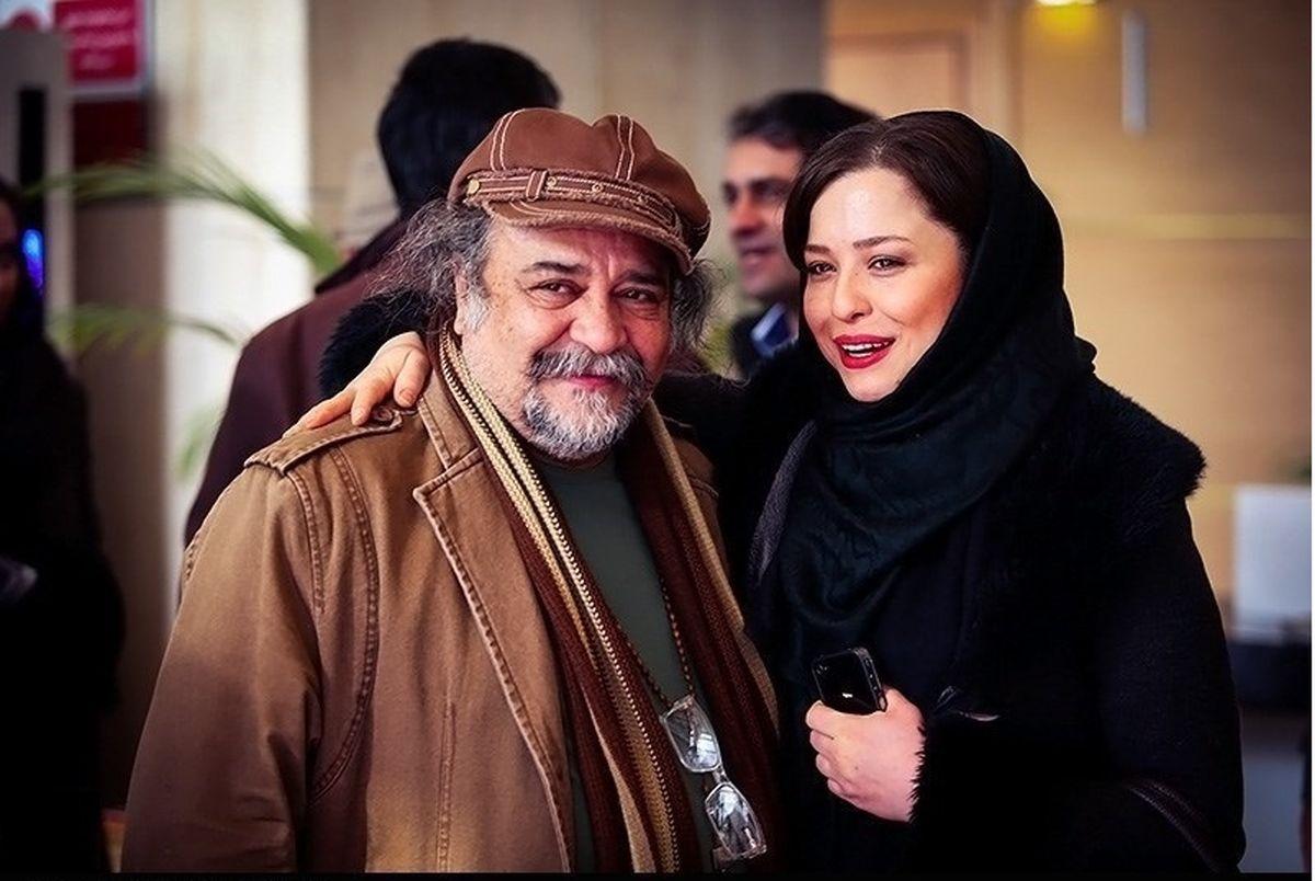محمدرضا شریفی نیا از همسر خود رونمایی کرد + عکس لورفته