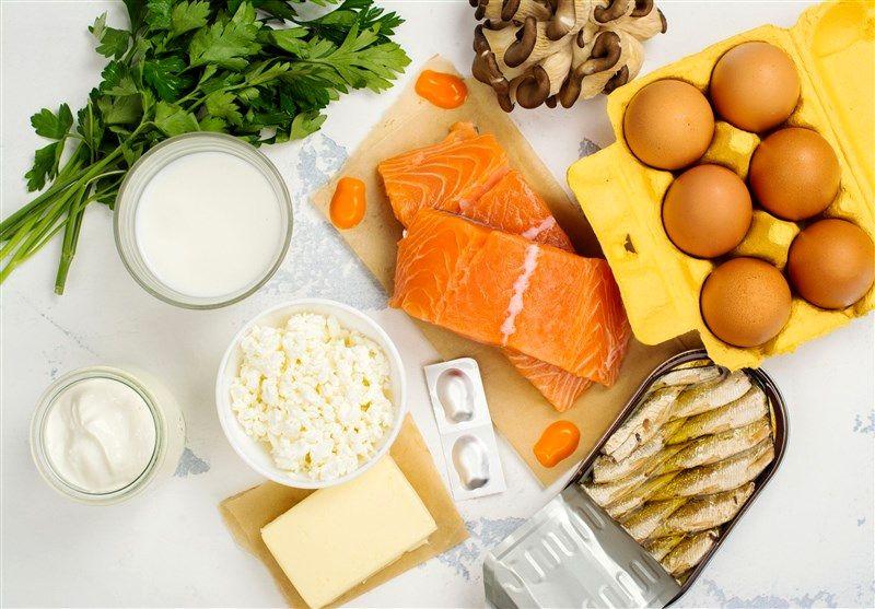۱۰ روش عالی برای جذب ویتامین D