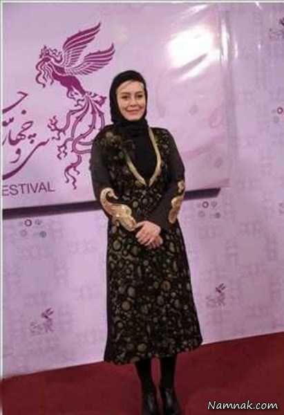 سحر قریشی در جشنواره فجر